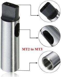 Image 3 - 1pcs MT1 MT2 MT3 MT4 MT5 Arbor Morse Taper Adapter Reducing Drill Sleeve For Morse Taper Sleeve Shank Accessories Adapter tools