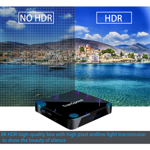 Image 4 - Transpeed X3 Plus Android 10 TV Box 4K 8K 4GB 128G Amlogic S905X3 32G 64G Bluetooth 1000M wifi 100M Ethernet Voice Assistant