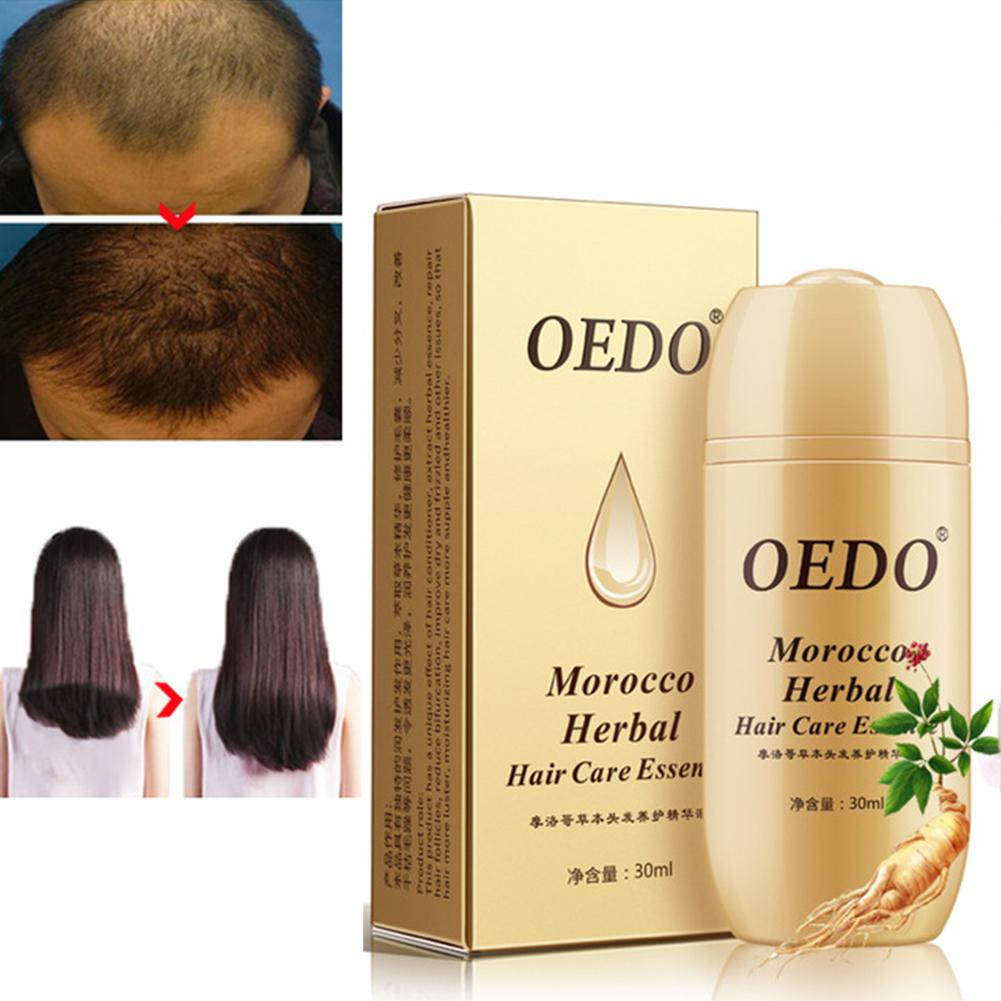 MeterMall Loss Fast Hair Growth Powerful Serum Hair Repair Herbal Ginseng Essence Hair Treatment for Men and Women Hair Care