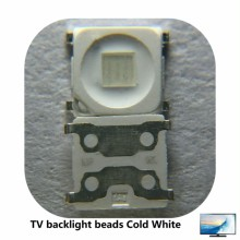 100PCS/Lot SMD LED 3228 3V BLUE 2828 1.5W High Power For SAMSUNG TV Backlight цена