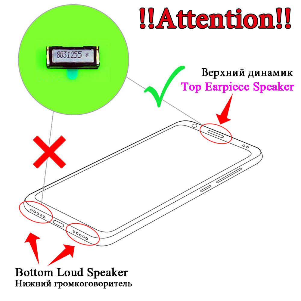 Beste Prijs Voor 2 Pcs Sound Top Oortelefoon Speaker Voor Xiaomi Redmi 1 2 3 4 5 5 Plus 5A 4X 4A 3S 2A Redmi Note Pro 1 S Reparatie Onderdelen