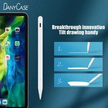 Ipad lápis para 10.2 ar 3 10.5 2020 ipad pro 11 12.9 tela de toque capacitivo stylus ativo caneta apple lápis para desenho
