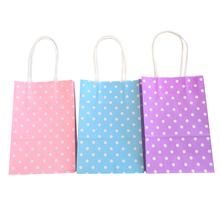 AVEBIEN 50pcs animal Gift Bag Birthday party supplies Gifts Chocolate Paper Bags with Handles коробка упаковка cookie bags