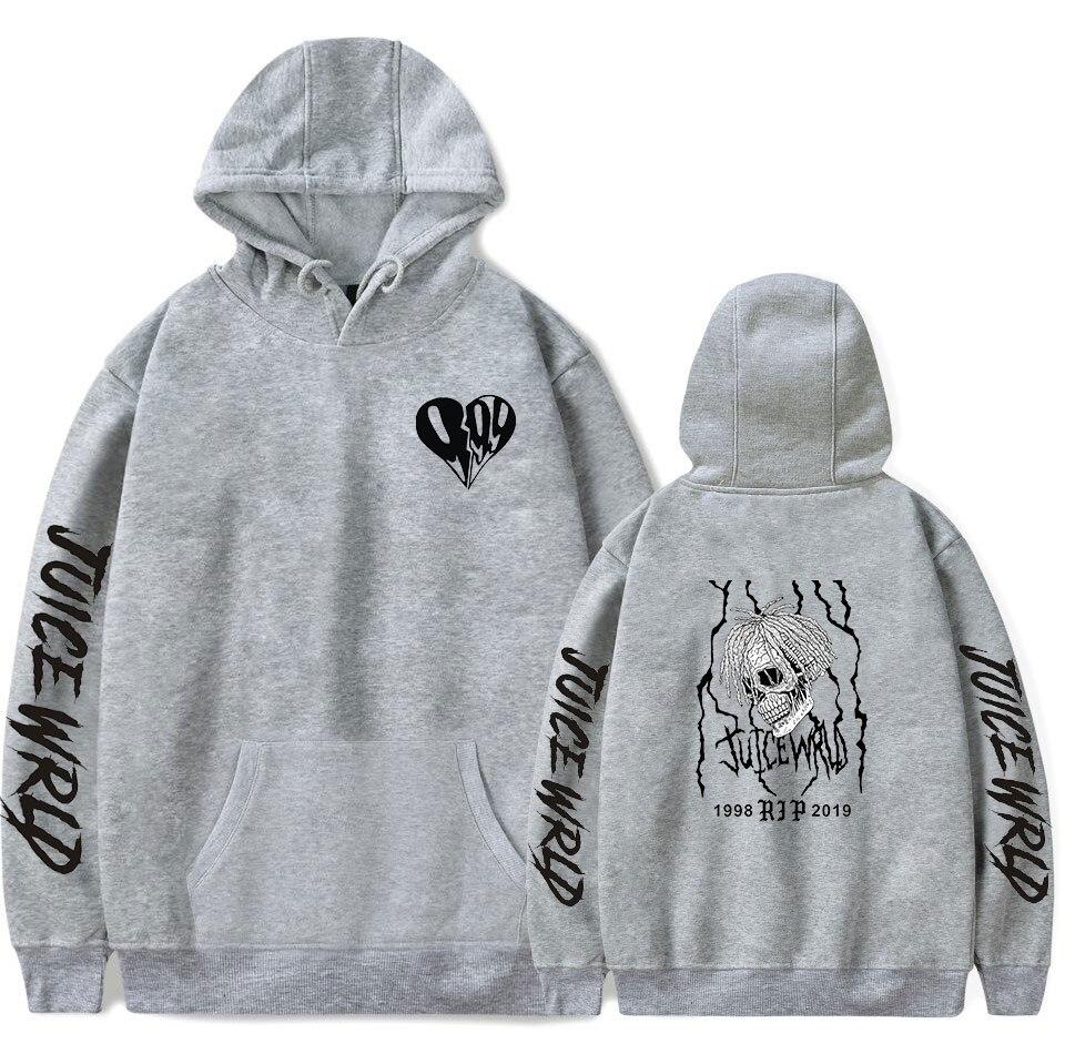 Juice wrld merch hoodie
