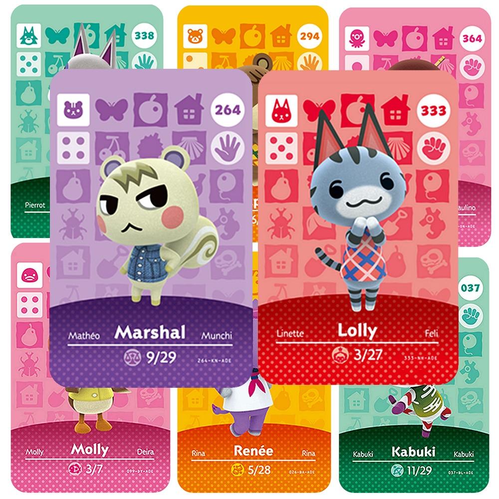 Amiibo Animal Crossing Card 264 333