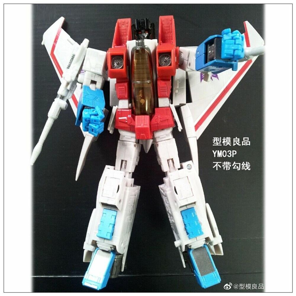 Transformers MP-11 Starscream Masterpiece Figure In Stock