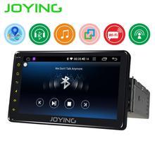 """מוצרים אוטומטי 7 """"1 דין אנדרואיד Autoradio רכב רדיו סטריאו אוניברסלי ראש קלטת יחידת GPS מולטימדיה DVD נגן צפה מצלמה DVR"""