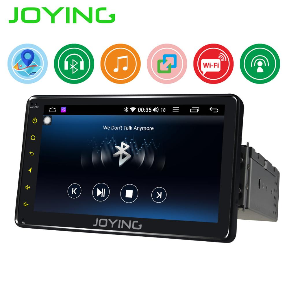 Auto Products 71 Din Android Autoradio Car Radio Stereo Universal Head unit Cassette GPS Multimedia DVD Player View Camera DVR image