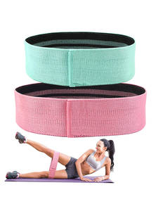 SKDK Band-Loop Circle Legs Rolling Hip-Band Exercise Squats Training Booty Yoga Wide