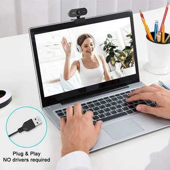 1080P/720P Webcam Conference USB Para PC Web Camera With Mic Interface With For Video Calling Network Teaching Office Meeting 3