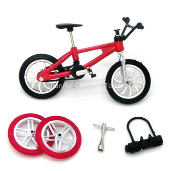 Mini bicicleta de dedo bmx, modelo divertido, superventas, juguetes para niños
