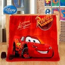 Swaddle-Wrap Blankets Birthday-Gift Mc Queen Baby Kids Disney Flannel Mini Children Car