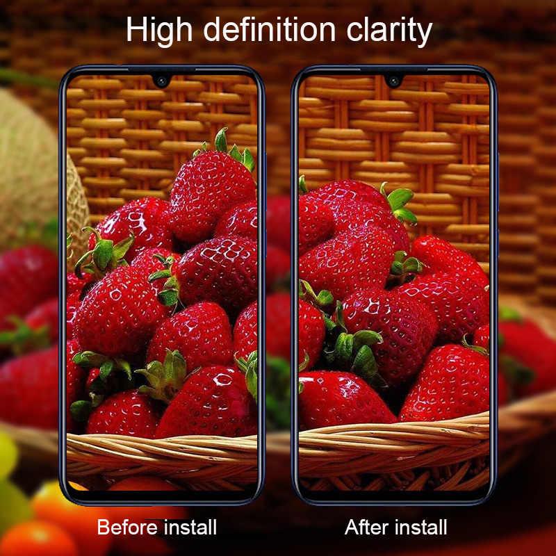 กลับกล้องเลนส์สีแดง Mi หมายเหตุ 8T 8 7 K20 Pro วัสดุสำหรับกล้อง Xiao mi Mi 9 8 SE Lite A3 A2 9T หมายเหตุ 10