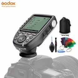 Godox Xpro-N i-TTL II 2.4G Wireless X system High-speed sync Flash Trigger with Big LCD Screen Transmitter For Nikon DSLR Camera