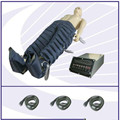 12 step drainage circulation system Air pressure Detoxify lymphatic therapy equipment professional for beauty salon