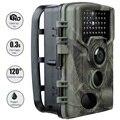 20MP 1080P HD Kamera für Wildlife Infrarot Jagd HC800A Wildlife Drahtlose Überwachung Tracking Cams-in Consumer-Camcordern aus Verbraucherelektronik bei