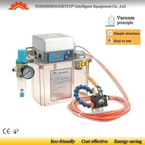Image 1 - CE Electric coolant pump oil mist BPV sprayer metalworking cooling CNC engraving router cooler 2L 1 hose timer COMPACT