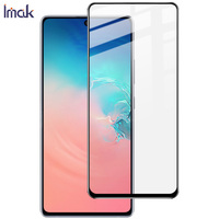 for Samsung Galaxy S10 Lite Tempered Glass IMAK Pro+ Version Full Goverage Screen Protector Glass for Samsung S10 Lite A91 M80s