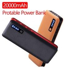 20000 MAh Portable Power Bank for Xiaomi All Smart Phone Bat