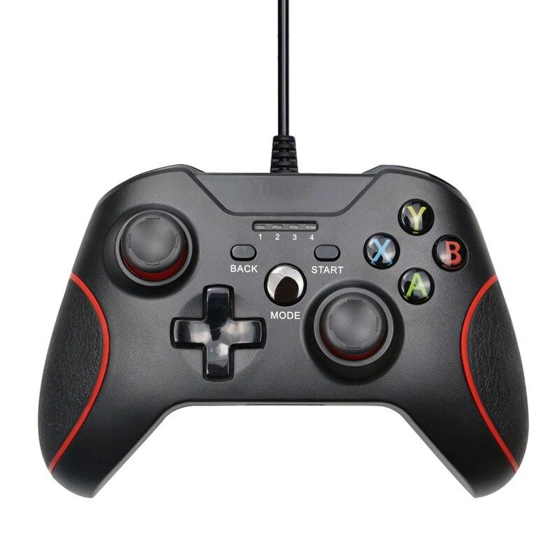 Kablolu Gamepad için PS3 Joystick konsolu Controle için PC için SONY PS3 denetleyici Android telefon için USB PC oyun Joypad aksesuar