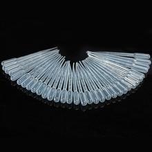 Pipette Dropper Laboratory-Tools Graduated Disposable Pasteur Plastic Polyethylene 100pcs