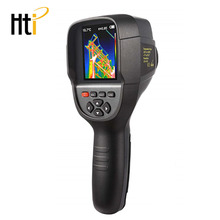 2019 Hti 18 Handheld IR Thermal Imaging Camera Digital Display high Infrared Image Resolution Thermal Imager -25 to 450 Degree ht 18 handheld infrared temperature heat ir digital thermal imager detector camera 220x160 resolution 2018 new version
