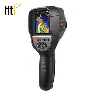 Image 1 - 2020 Hti 18 el IR termal görüntüleme kamerası dijital ekran yüksek kızılötesi görüntü çözünürlüğü termal kamera 25 ila 450 derece