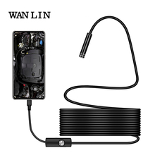 Phone-Inspection-Camera Lens-Endoscope Snake Camera Micro-Usb Waterproof Android IP67