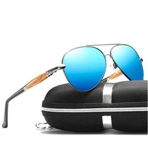 Image 1 - MUSELIFE 2020 Polarized series Men Driving Sunglasses Men And Women Coating Mirror vintage Luxury Glasses  Male Eyewear Accessor