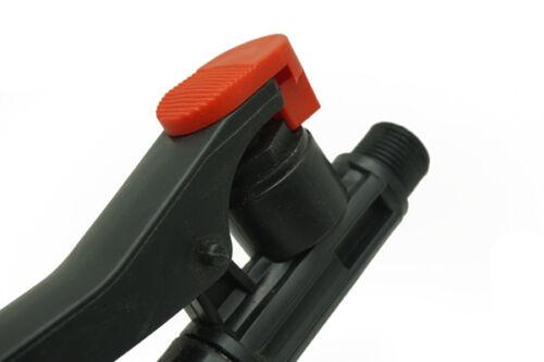 Spray Trigger Gun Sprayer Adjustable Water Switch For Garden Weed Pest Control-5