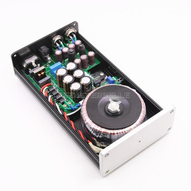 2020 Nieuwe 50W Lineaire Voeding Hifi Ultra Low Noise Lineaire Psu DC5V, DC9V, DC12V, DC15V, DC19V, DC20V, DC24V