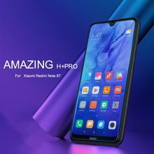 Pour Xiaomi Redmi Note 8T verre trempé Nillkin incroyable H + Pro protecteur décran 2.5D courbe Film de protection 9H dureté verre