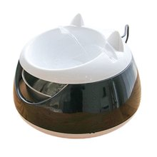 Automatic Luminous Pets Water Fountain For Cats Fountain Dogs Usb Electric Water Dispenser Drinker Feeder Bowls
