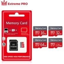 Mini SD Card cartão Micro sd gb 16 8gb gb classe 10 32 64gb 128gb velocidade rápida flash drive 64gb pendrive cartão de memória microSD para o telefone