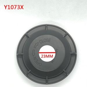 Image 3 - 1 pc pour Chevrolet trax cache poussière LED hid xénon lampe augmenter bouchon anti poussière phare couvercle arrière couvercle de lampe élargi couverture arrière