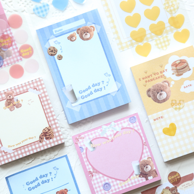 20sets/lot Memo Pads Sticky Notes  Retro Girls' Hall Series  Scrapbooking Stickers Office School stationery Notepad