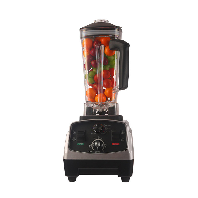 BPA free 1650W Heavy Duty Commercial Blender Professional Mixer Food Processor Juicer Ice Smoothie Machine