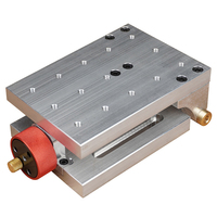 Durable Practical Power Tool Accessories Milling Machine Drill Worktable Aluminum Alloy Home Adjustable Angle Easy Install