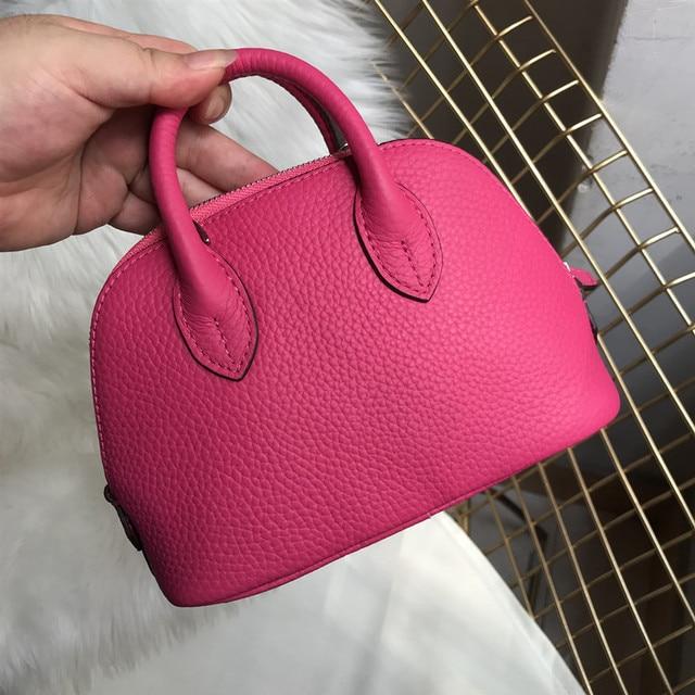 Women's Bag Genuine Leather...
