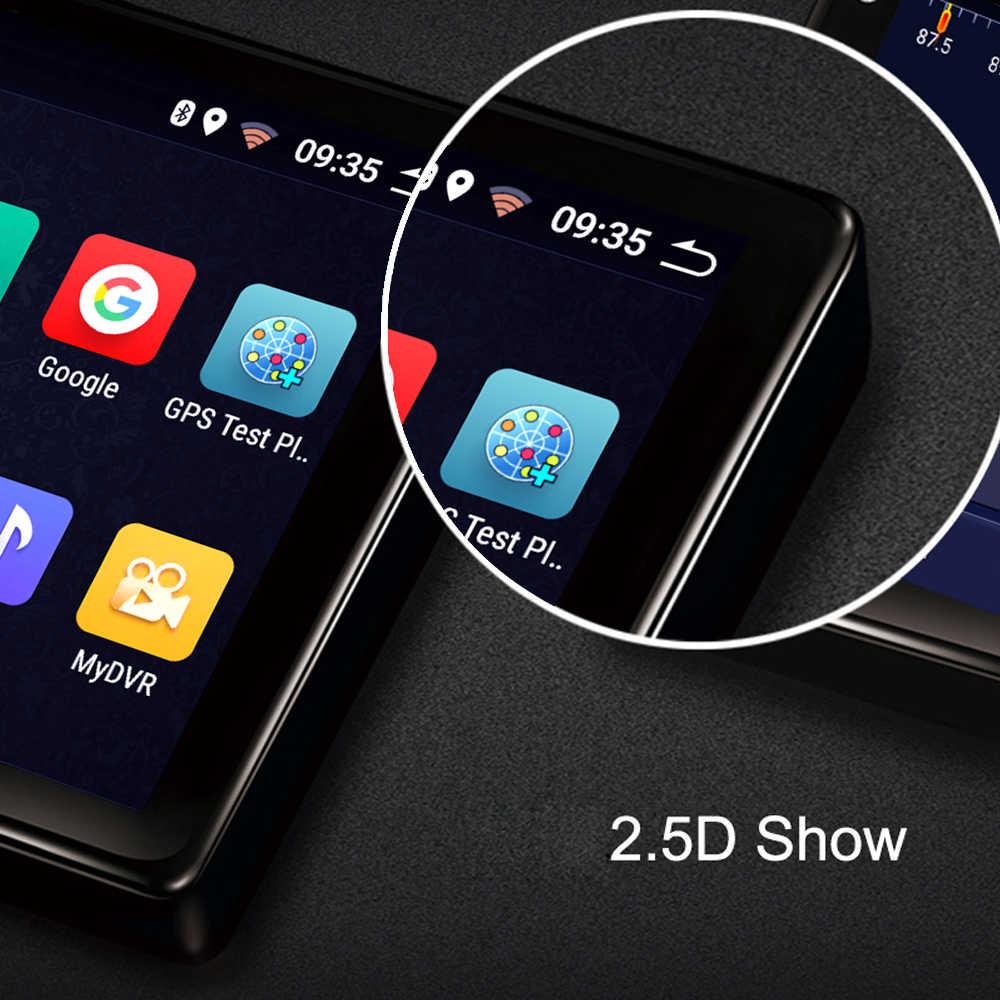 Reproductor multimedia para coche android para Honda radio automática 2008-2013 1din autoradio estéreo coche atoto cámara de visión trasera doble Navi
