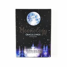 Moonology Oracle Cards: A 44-Card Deck and Guidebook Cards make informed decisions bring positive change where it is ost needed!