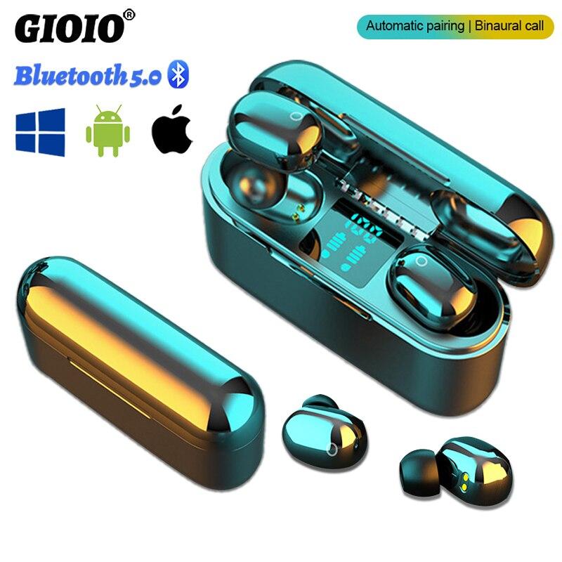 Mini auricular TWS A13, por Bluetooth, resistente al agua, IPX7, calidad de sonido CVC8.0, reducción de ruido para Huawei, Iphone, auriculares inalámbricos Xiaomi