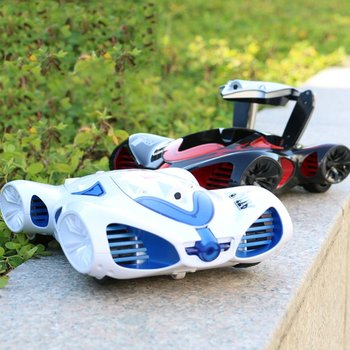 ATTOP Remote Control Tank with HD Camera YD-2162.4G Tank RC Toy Phone Controlled Robot Tank Children's Toy