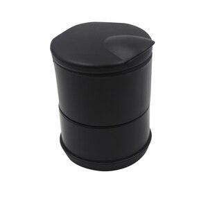 1 шт. Автомобильный светодиодный пепельница для мусора для хранения монет чашки кофе сигарная пепельница Стильный автомобиль, универсальный автомобильный Размеры пепельницы|Пепельница в авто|   | АлиЭкспресс