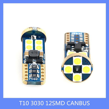 5x Car Canbus No Error Clearance Light T10 W5W 194 LED Lights Auto Side Wedge Interior License Plate Lamp Trunk Bulb White 12V 2pcs white t10 wedge light 194 168 6w cob led car canbus no error side signal lamp bulb auto reading number plate lights