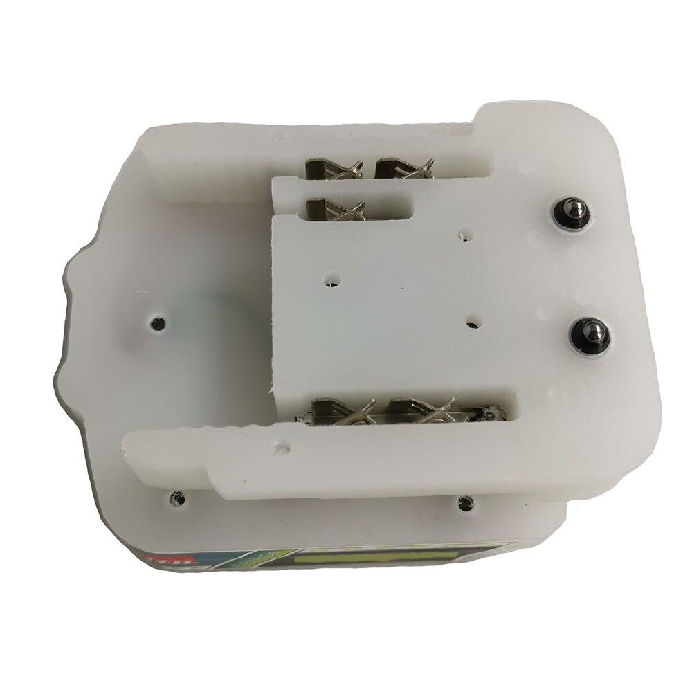 Li-ion Battery Converter Adapter For Makita 18V Tool Use For Bosch DeWalt 20V 60V AEG RIDGID DEVON Worx Milwaukee Battery