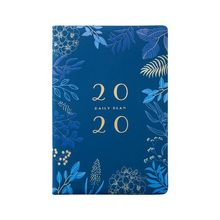 Ежедневный ежедневник-органайзер A5, ежедневный Еженедельный блокнот, руководство для путешествий, школы, год