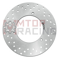 Disco de freno trasero para Yamaha YP250 Majesty 2000 2001 2002 2003 Rotor de freno 230mm|Discos  rotores y accesorios| |  -
