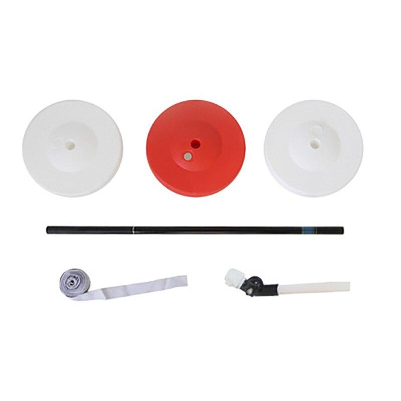 Badminton Trainer Portable Telescopic Elastic Adjustable Self-Study Rebound Power Base Practice Training Device Outdoor