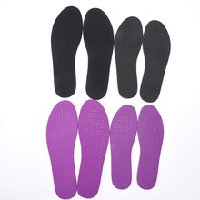EVA Heel Insole Sport Height Increase Insole School Insoles Shock Absorbing Insoles 1Pair Men And Women(China)